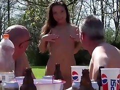 8 old and ultra-kinky cock penetrating young tiny ass and pussy