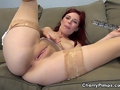 Exotic pornstar Cent Pax in Hottest Solo Girl, Stockings porn movie