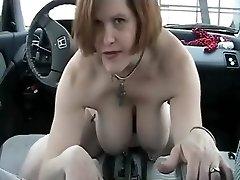 Car fuckfest, literally...