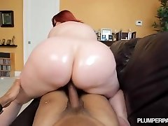 Xxl Booty Redhead Phat Ass White Girl MILF Marcy Diamond Shoots POV