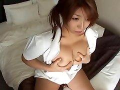 Epic Asian girl Nao Nazuki in Exotic Big Tits, Nurse JAV vid