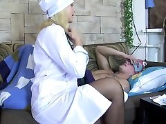 Russian mature nurse ravage with pac Elsie from encounters25com