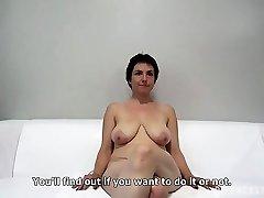 Czech Mature Mother Casting 022