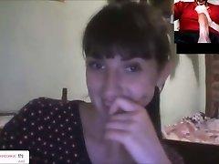 Russian Femmes Big Cock Reactions 14