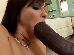 Uber-cute pussy bondage orgasm
