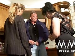 MMV Films Two mature wifes sharing a prick