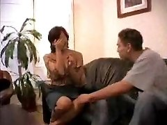 Shy Mature Woman gets Her First Monstrous Spunk-pumps...F70
