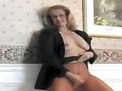 Big Butt Secretary