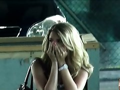 Smashing a super-fucking-hot blonde at a public toilet