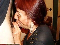 LatinaGranny granny blowjob compilation