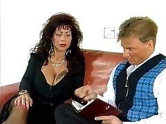 german huge-boobed Gina Colany