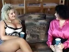 getting some mother in law butt with her friend