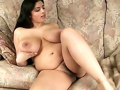 Splendid Big Tit BBW Cougar