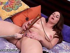 Hayden Marie - Sex Machine Flick