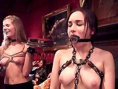 DZ BDSM PRIVATE Party PART1 BIG Bumpers MATURE