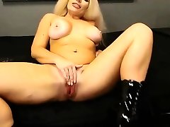 British limber MILF with killer accent and big tits