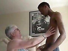 Big Boobied Grandma Tries Dark Chocolate