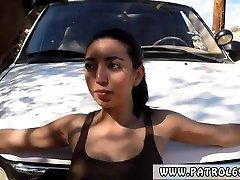 Police dame hd Latina Babe Fucked By the Law