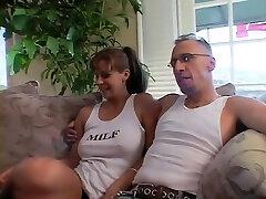 Exotic pornstar Phyllisha Anne in hottest brunette, blowjob sex scene