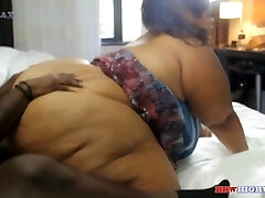 Large butt BBWs riding cowgirl compilation