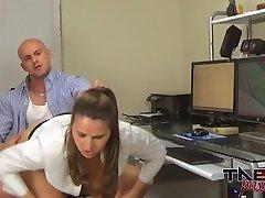Milf Spys on Sonnie in Show Hidden Cam