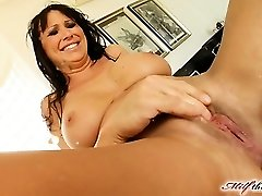 Mandy lose some weight and is looking very sizzling. She makes her way to MILFThing in a black obession sundress. This vid is historic from crazy handballing to dual vaginal  spraying and more