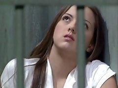 Teen whore pricks prison guard