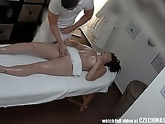Buxom MILF Gets Fucked during Massage