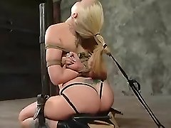 breast nipple  bondage
