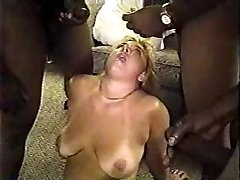 Kelly's Gangbang In CT