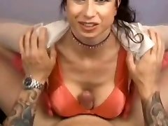 Busty MILF - POV Titfuck Handjob Suck Off