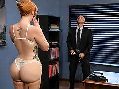 Lauren Phillips & Johnny Sins in The New Lady: Part 1 - Brazzers