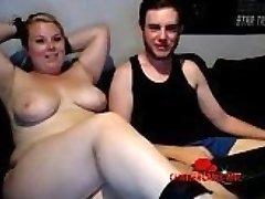 Chubby BDSM Blonde Voyeur - Chattercams.net
