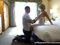 Smokin Cougar Gets Fucked And Cream Packed