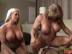 Ashlee Chambers, Insane Kat, Amazon Alura Get Corporal 1 of 2