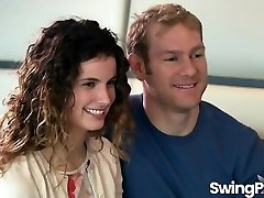 Swinger couples going mischievous in reality flash