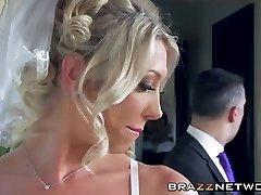 Handsome bride luvs in wild anal fucking