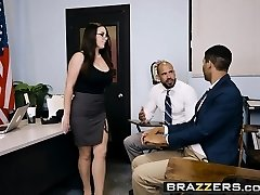 Brazzers - Good-sized Tits at School - Daddy Fuckin