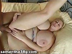 BBW Sex Industry Star Samantha 38G Pounds A Fan