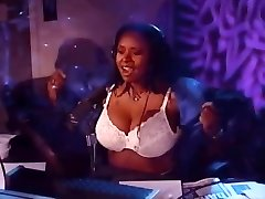 Howard Stern's Robin Quivers Showing Dual G's