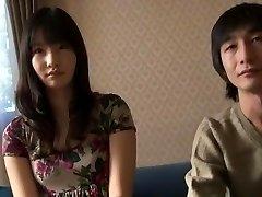 Exotic Asian model Maki Hojo, Satomi Kobayashi, Mirei Kazuha in Hottest Smallish Tits JAV pinch