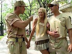 Best porn industry star Lindsey Olsen in exotic blonde, blowjob pornography movie