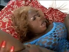 Insatiable ugly black chick pulverized in her fat pussy