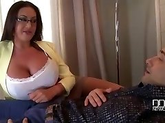 Mummies Large Tits provide the Ultimate Therapy