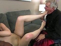 Pretty dark haired hoe Sarah Shevon cheats on her cuckold husband