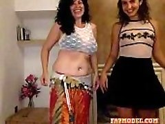 mother daughter web cam show -  (21)