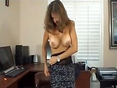 step-mother is a pornography actress and jerks son