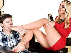 Alexis Monroe & Alex D in Her Featured Assets - 21Sextury