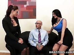 Ginormous Tits at Work: Acing the Dialogue