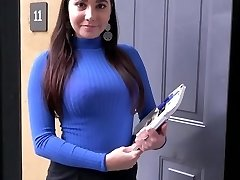 PropertySex Curvy Real Estate Agent Pounds Potential Client